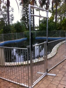 Council Pool Fence Issues